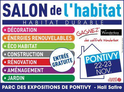 Salon de l'habitat de Pontivy